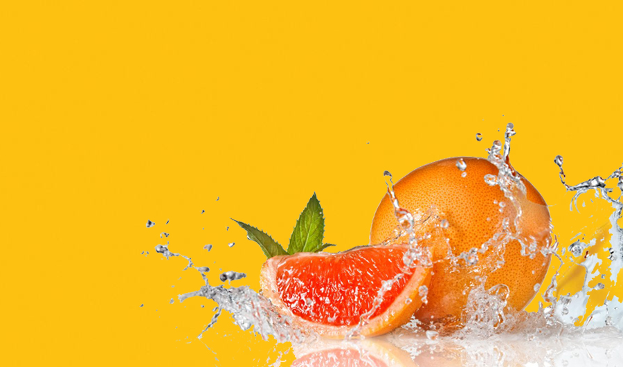 Orange Healthy